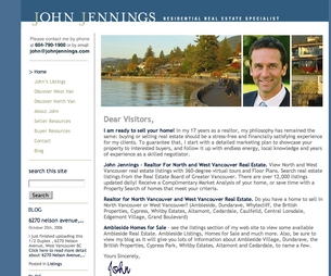 john jennings west vancouver real estate