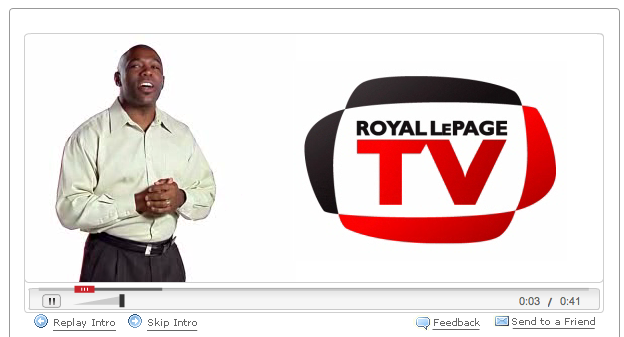 Royal LePage gets Web 2.0 (sort of)