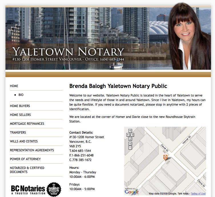 yaletown notary public 2